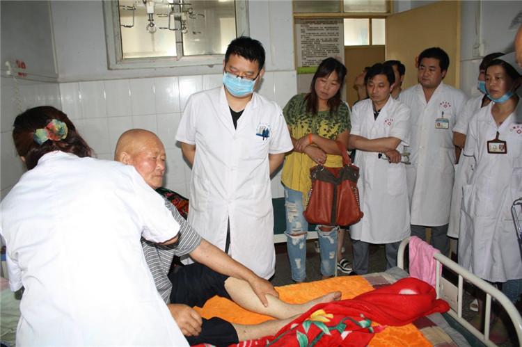 开封市红十字志愿者在行动NO.4 2